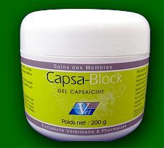 Capsa-Block, gel