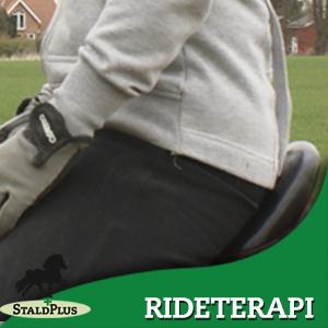 rideterapi hos Stald Plus